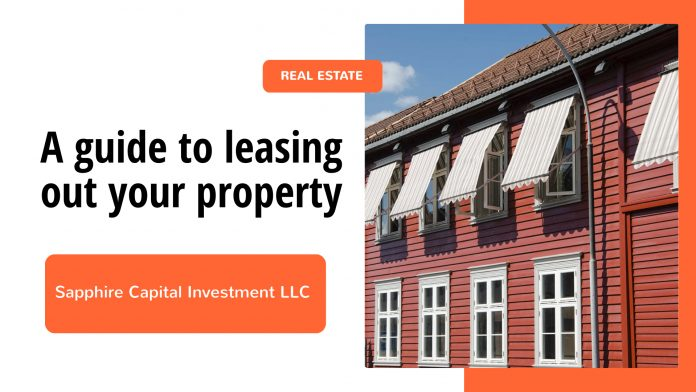 A guide to leasing out your property