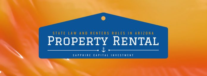 State Law and Renters Rules in Arizona